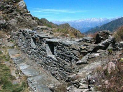Da Scanzorosciate al passo di Tartano, per la Val Vedra
