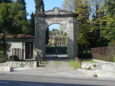 Dalla Villa Masnada di Mozzo a Petosino